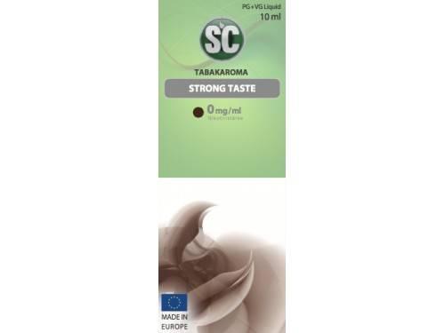 Silver Concept E-Zigaretten Tabak Liquid Strong Taste Tobacco