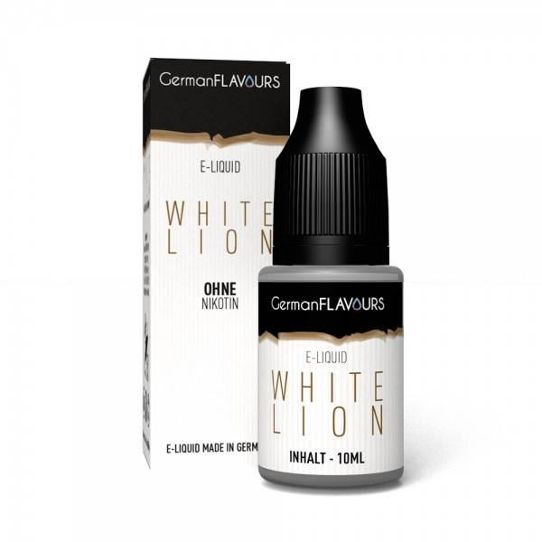 Germanflavours White Lion E-Liquid 10ml Tabakgeschmack