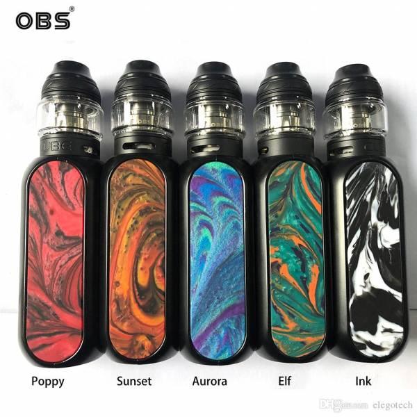 OBS Cube Mini E-Zigaretten Set mit 1500mA Akku