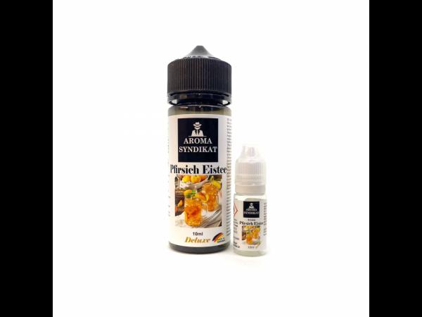Aroma Syndikat - Aroma Pfirsich Eistee 10ml