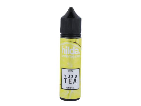 hilda. - Aroma Yuzu Tea 15ml
