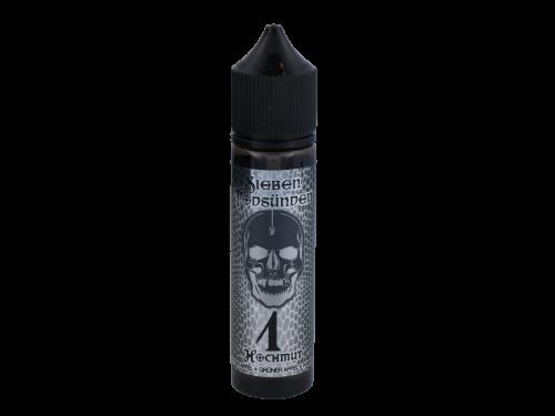 Expran - 7 Todsünden - Aroma 1 Hochmut 10ml in Chubbyflasche