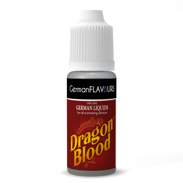 Germanflavours Liquid Dragon Blood Geschmack E-Zigaretten Nachfüll Liquid