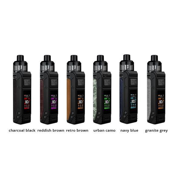 Aspire BP80 E-Zigaretten Set mit 4,6ml Pod Tank