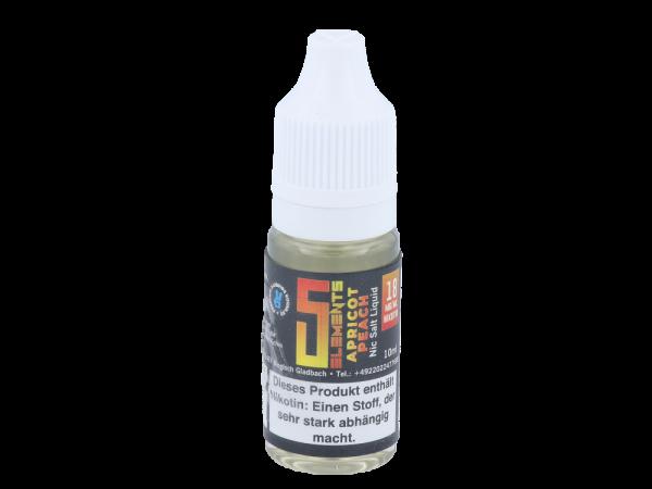 5Elements - Apricot Peach - Nikotinsalz Liquid 18mg/ml