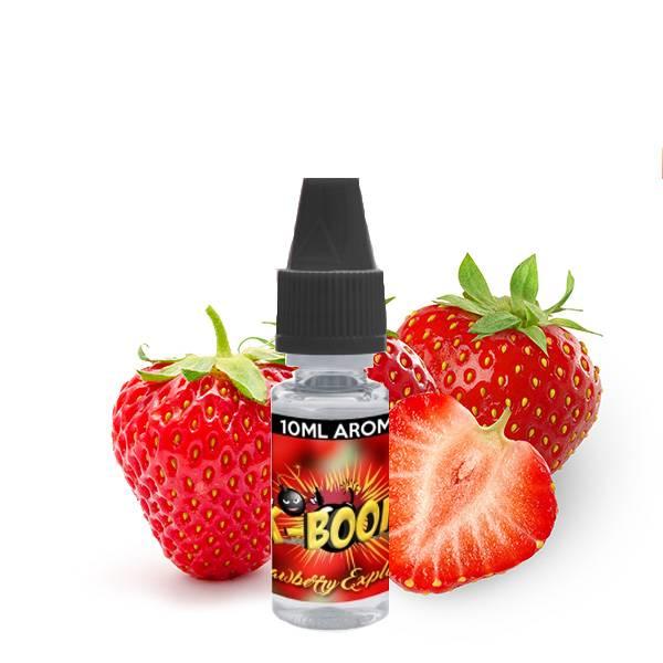 K-Boom - Strawberry Explosion Aroma 10ml