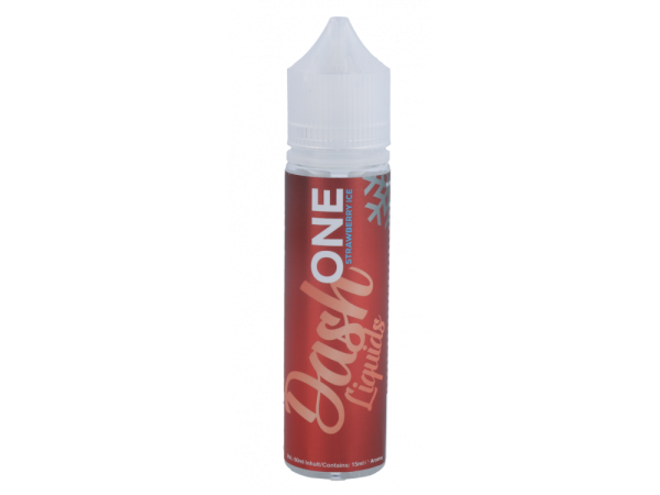 Dash Liquids - Aroma One Strawberry Ice 15ml