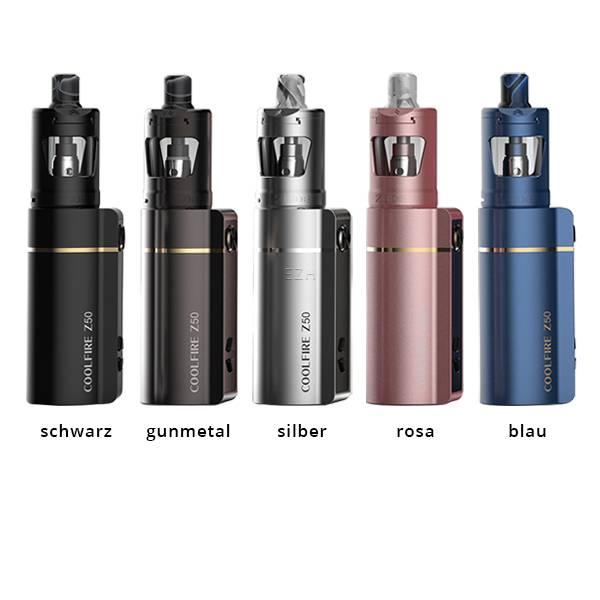 Innokin Coolfire Z50 / Zlide E-Zigaretten Kit