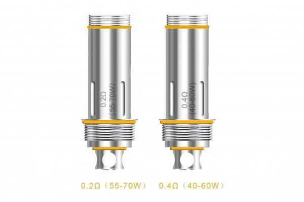 Aspire Cleito Ersatzcoils 0,27 Ohm mit Clapton Coil für Aspire K4