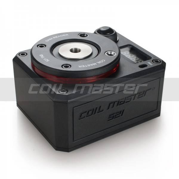 Coil Master 521 Tab - DIY Station Digital Ohmmeter & Voltmeter für Selbstwickler
