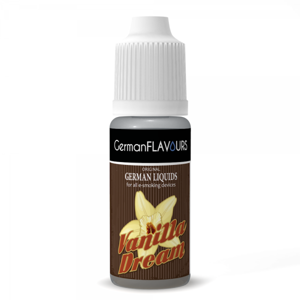 Germanflavours Liquid Vanilla Dream Geschmack E-Zigaretten Nachfüll Liquid