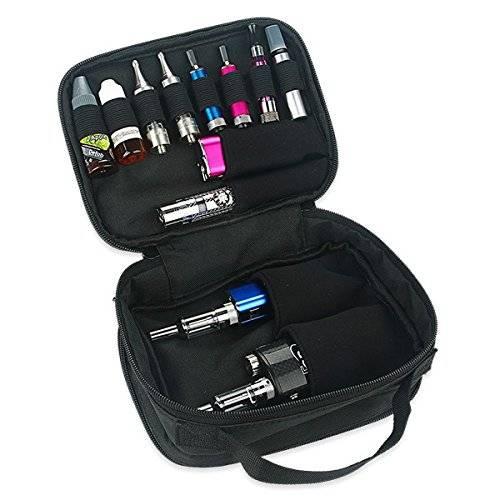 Gut Dampfen Dampfer Tasche universal für eZigaretten und Zubehör Tasche