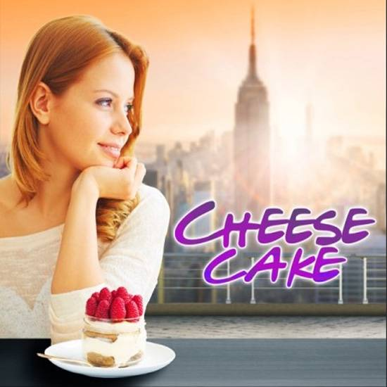 Dark Story Cheese Cake Käsekuchen Himbeer Geschmack 10ml - gut Dampfen Premium Liquid