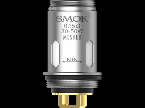 Smok Vape Pen Mesh Head 0,15 Ohm (5 Stück pro Packung)