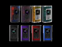 Smok Majesty 225Watt Akkuträger Box Mod Label by Steamax Schwarz