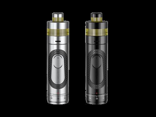 Aspire SteelTech E-Zigaretten Set mit 1500mA Akku und RBA Deck