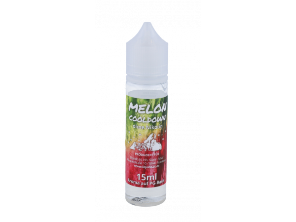 Frosty Affairs - Aroma Melon Cooldown 15ml
