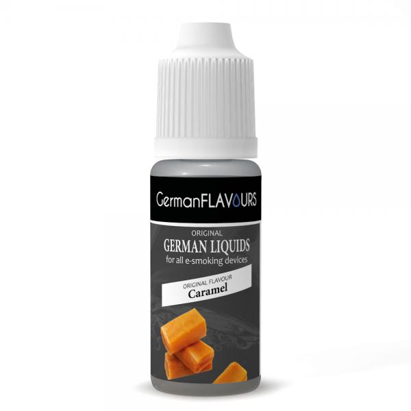 Germanflavours Liquid Caramel Geschmack E-Zigaretten Nachfüll Liquid