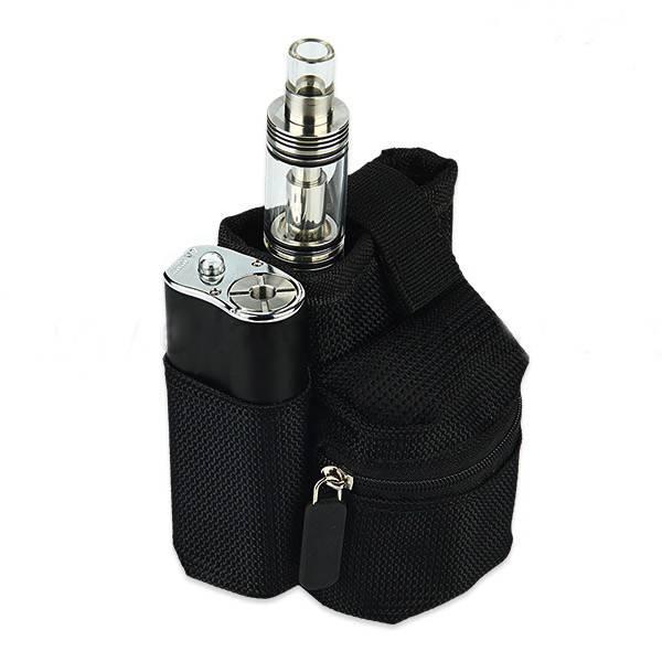 Gut Dampfen Dampfertasche klein für eZigaretten und Zubehör Tasche