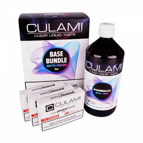 CULAMI Power Base Basenbundle 30PG/70VG für 3mg