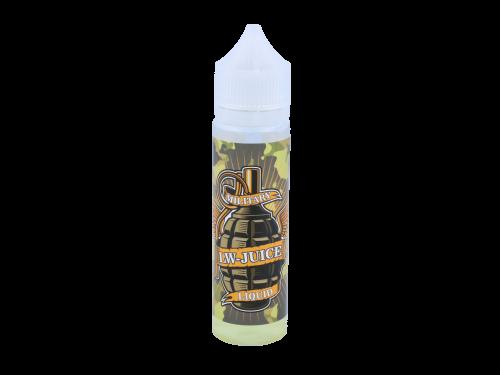 Military Aroma LW-Juice 10ml für E-Zigaretten Liquid
