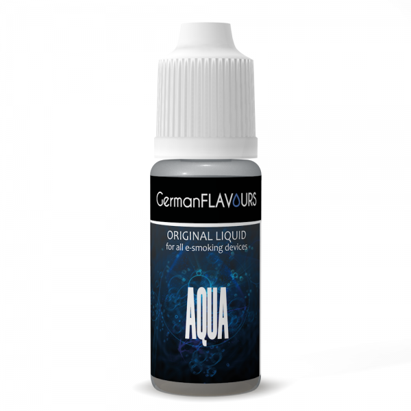 Germanflavours Liquid Aqua Geschmack E-Zigaretten Nachfüll Liquid