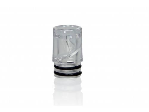 Innocigs AIO Drip Tip Spiral Mundstück Kunststoff verschiedene Farben