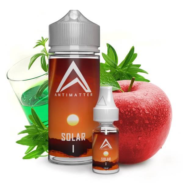 ANTIMATTER Solar 1 Aroma 10 ml mit 120ml Mischflasche