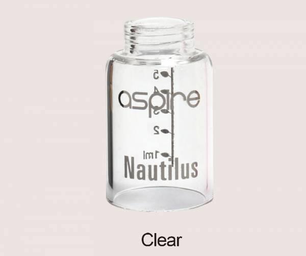 Aspire Nautilus Glastank Ersatzteil für den beliebten Verdampfer