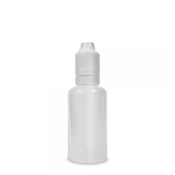 Liquid Flasche mit Deckel und Kindersicherung 30ml