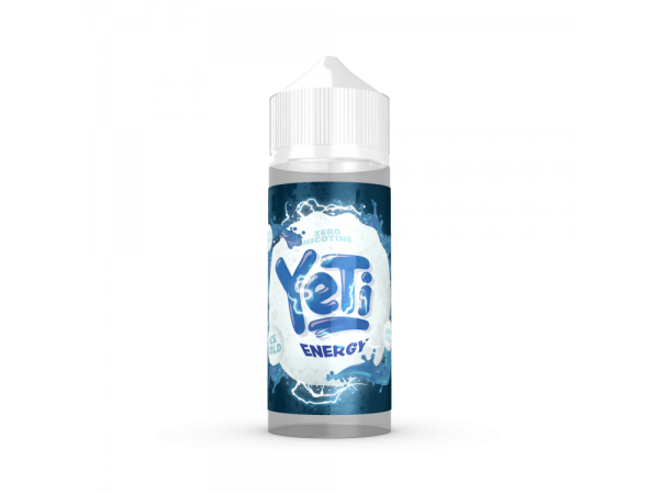 Yeti - Energy - 0mg/ml 100ml