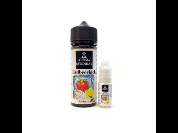 Aroma Syndikat - Aroma Erdbeerkick 10ml