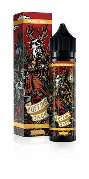 Vapestreet Puffing Jack Herne Premium Liquid 50ml