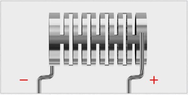 Wismec Theorem Verdampfer Notch Coil 0,25 Ohm Ersatzcoil Fertigwicklungen