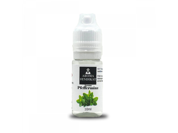 Aroma Syndikat - Aroma Pfefferminz 10ml