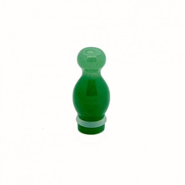 Drip Tip Mundstück Jade klein schwere Ausführung 1 Stück