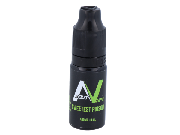 About Vape - Aroma Sweetest Poison 10ml