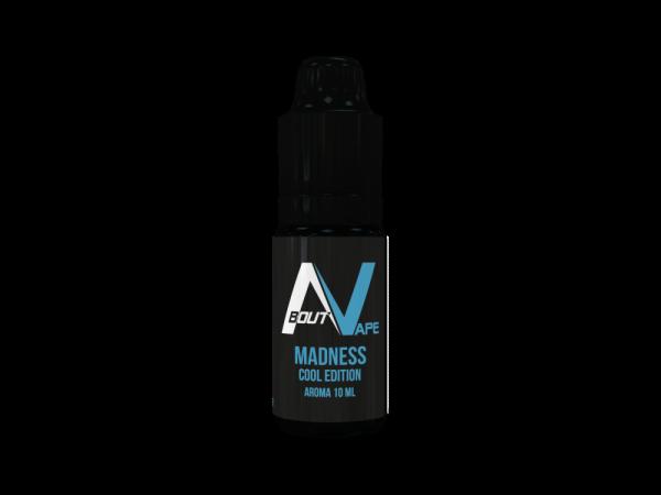 About Vape - Aroma Madness 10ml