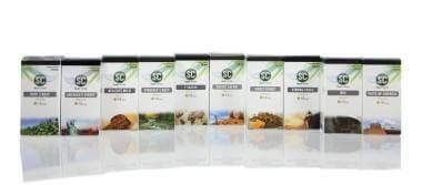 Silver Concept E-Zigaretten Tabak Tobacco Taste Probierbox mit 10 Liquids