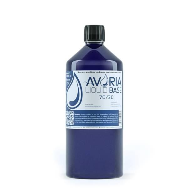 Avoria Liquid Base 70/30 0mg