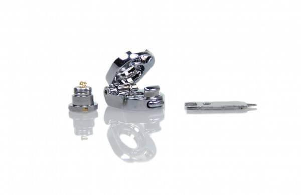 Silver Concept Klappadapter Istick