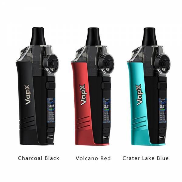 VapX Geyser S E-Zigaretten Set mit 1500mA Akku