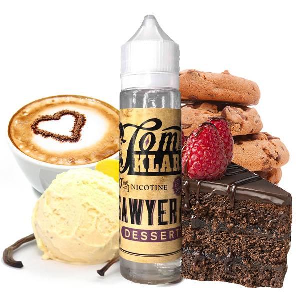 Tom Klark´s Tom Sawyer Dessert 60ml Shake'n Vape E-Zigaretten Liquid
