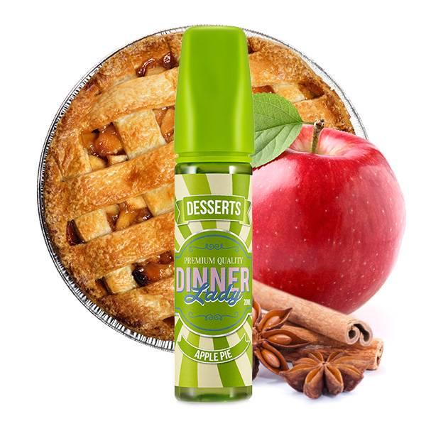 Dinner Lady Dessert Apple Pie 20ml Aroma