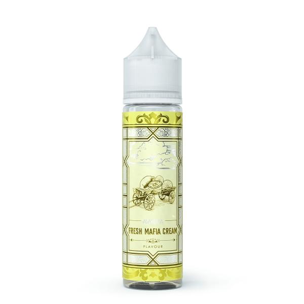 Avoria Fresh Mafia Cream Longfill Liquid 20ml Aromashot