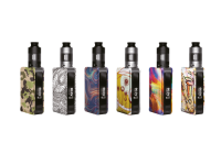 Aspire Puxos 100 Watt E-Zigaretten Set mit ml Cleito Pro Verdampfer