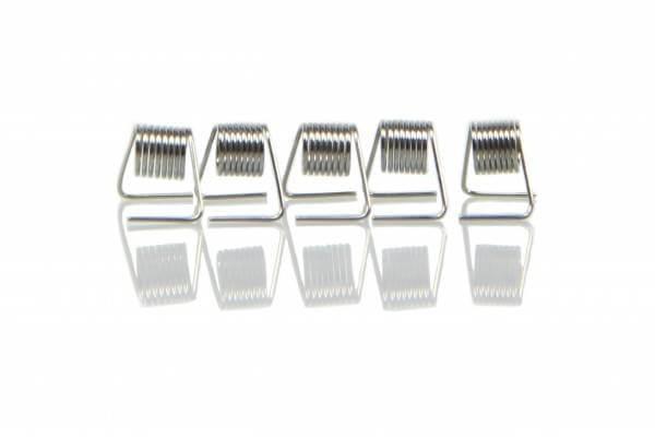Eleaf Lemo 2 Fertigwicklungen Ersatzcoils 0,5 oder 1,0 Ohm (5 Stück pro Packung)