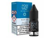 Pod Salt - Blue Ice - E-Zigaretten Nikotinsalz Liquid