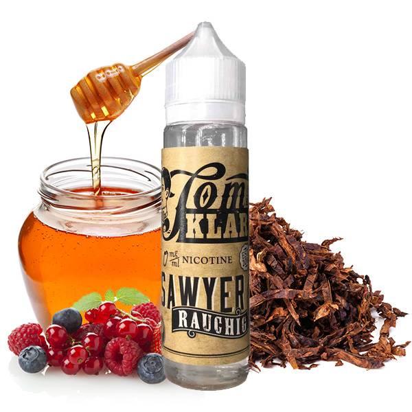 Tom Klark´s Tom Sawyer Rauchig 60ml Shake'n Vape E-Zigaretten Liquid