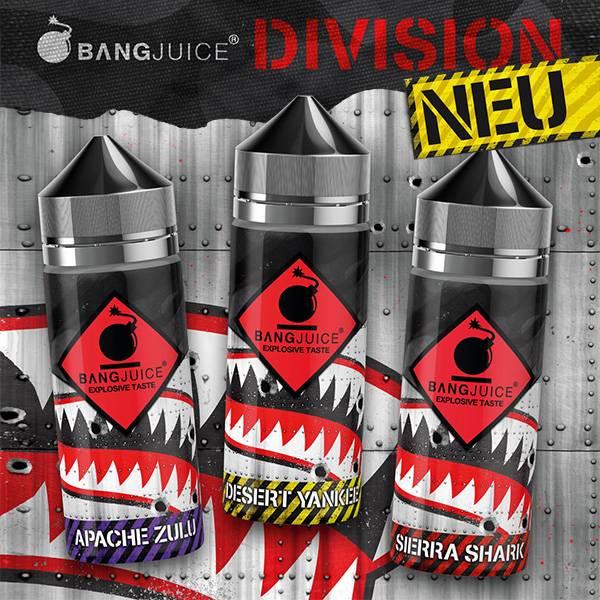 BangJuice® DIVISION - Sierra Shark - 30ml Aroma (Longfill)